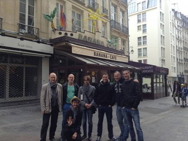 lieu de rencontre gay paris à Alès